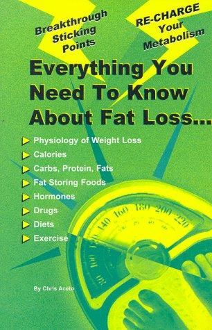 Everything You Need To Know About Fat Loss