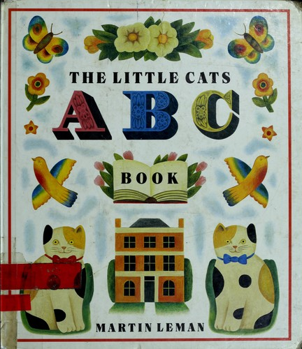 The little cats ABC book
