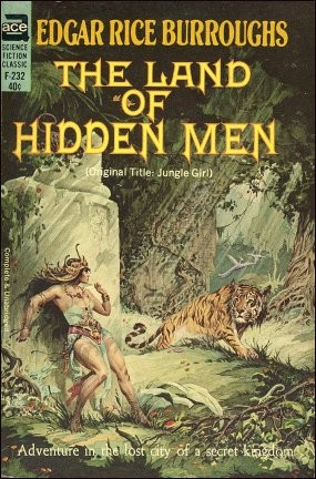 Download The land of hidden men.