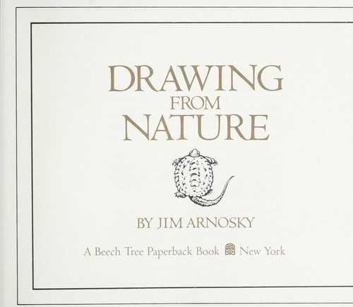 Download Drawing from nature