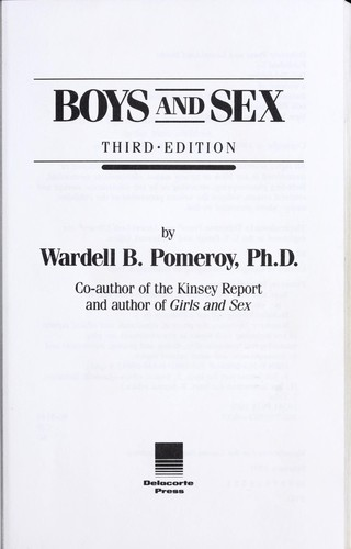 Download Boys and sex