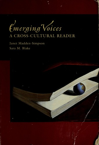 Emerging Voices: A Cross-Cultural Reader