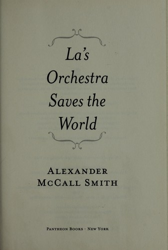 Download La's orchestra saves the world