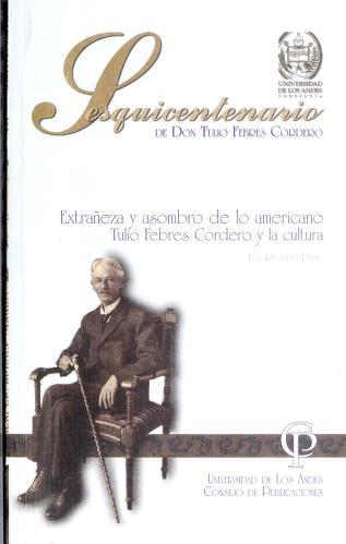 Cover of: La impronta intercultural como arquetipo en el mundo de Tulio Febres Cordero | Ricardo Gil Otaiza