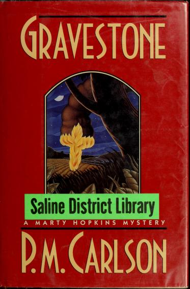 Gravestone by P. M. Carlson