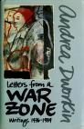 Cover of: Letters from a war zone