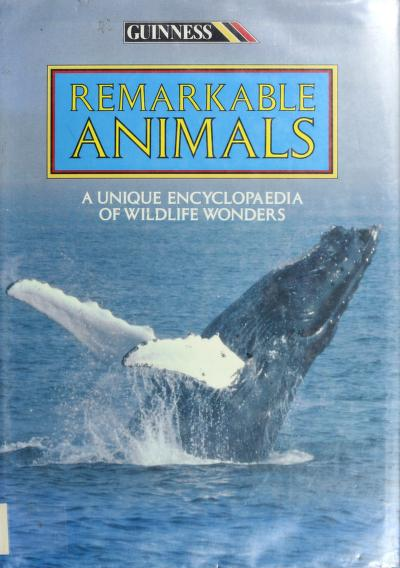Remarkable Animals by Robin Dunbar