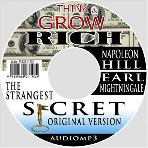 Think and Grow Rich & The Strangest Secret by Napoleon Hill