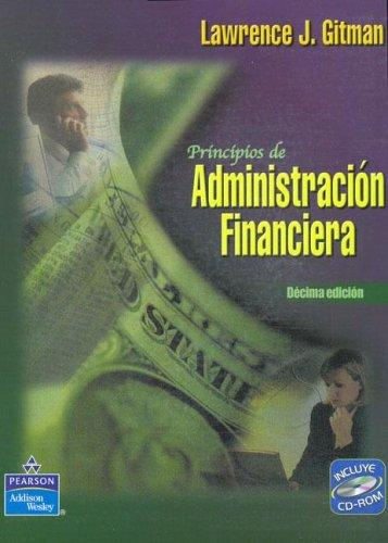 Libro de segunda mano: Principios de Administracion Financiera - Con CD
