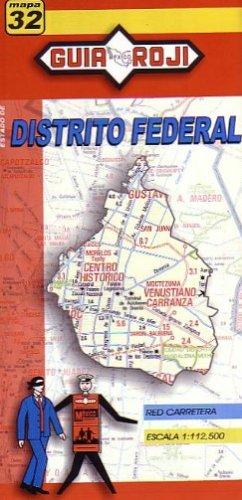 Distrito Federal Map by Guia Roji by Guia Roji