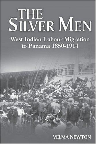 The Silver Men by Velma Newton