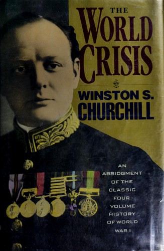The world crisis by Winston S. Churchill