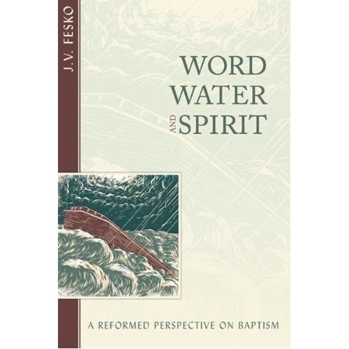 Word, Water and Spirit: Reformed Perspective on Baptism (hardcover) by Fesko, J.V.