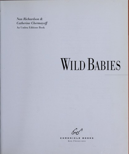 Wild babies by Nan Richardson