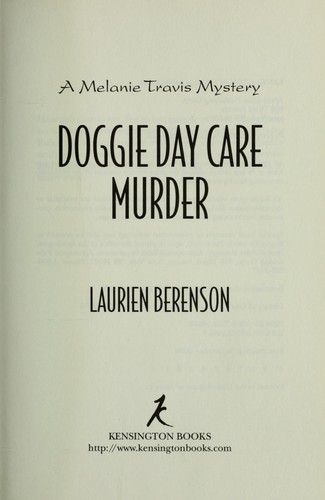 Doggie day care murder