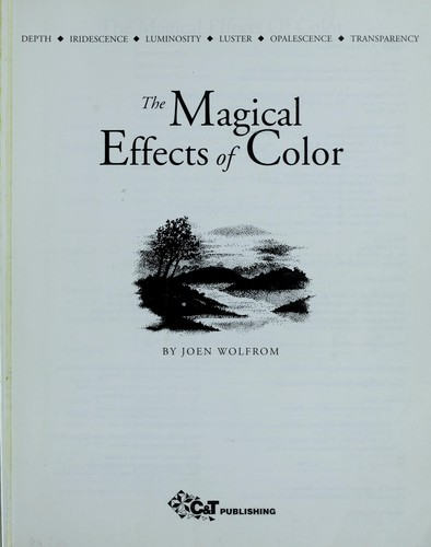 Image 0 of The Magical Effects of Color